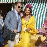 Marina Danko y Fabio Mantegazza en la Feria de Abril 2016
