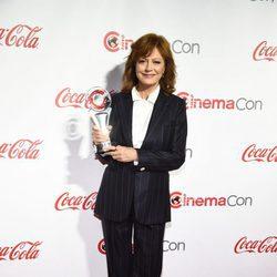 Susan Sarandon en el festival de cine CinemaCon 2016