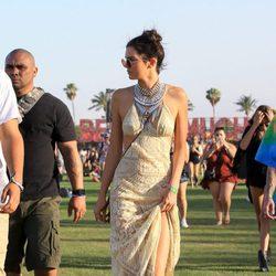 Kendall Jenner en el festival de Coachella 2016