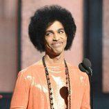 Prince durante los premios GRAMMY 2015