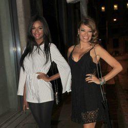 Liz y Lucía Hoyos en la fiesta final de 'Gran Hermano VIP 4'