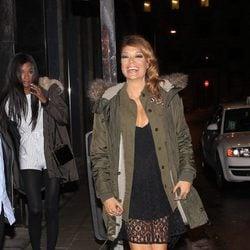 Lucía Hoyos en la fiesta final de 'Gran Hermano VIP 4'