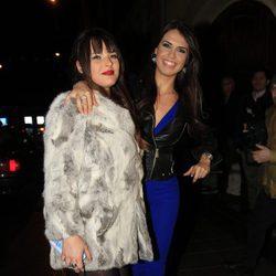 Sofía y Marta de 'GH16' en la fiesta final de 'Gran Hermano VIP 4'