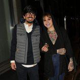 Ariadna y Dani Santos en la fiesta final de 'Gran Hermano VIP 4'