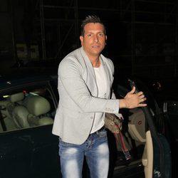 Iván Madrazo en la fiesta final de 'Gran Hermano VIP 4'
