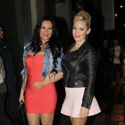 Laura Campos y Belén Roca en la fiesta final de 'Gran Hermano VIP 4'