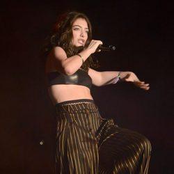 Lorde en el festival de Coachella 2016
