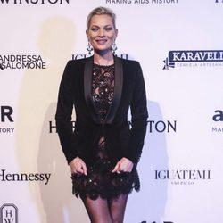 Kate Moss en la Gala amfAR 2016 de Sao Paulo