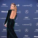 Lilly Kerssenberg en los Premios Laureus 2016 en Berlín