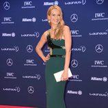 Petra Nemcova en los Premios Laureus 2016 en Berlín