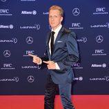 Oliver Pocher en los Premios Laureus 2016 en Berlín