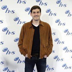 Iker Casillas reaparece tras su boda secreta con Sara Carbonero
