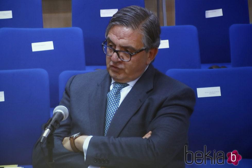 Carlos García Revenga declara en el juicio por el Caso Nóos