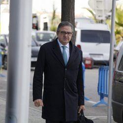 Carlos García Revenga llega al juicio por el Caso Nóos para declarar