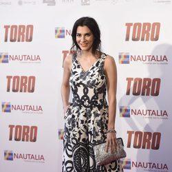 Cecilia Gesa en la premiere de 'Toro' en Madrid