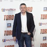 Ramón Arangüena en la premiere de 'Toro' en Madrid