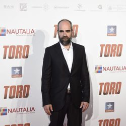 Luis Tosar en la premiere de 'Toro' en Madrid