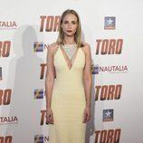 Ingrid García Johnsson en la premiere de 'Toro' en Madrid