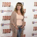 Miriam Díaz-Aroca en la premiere de 'Toro' en Madrid