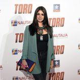 Elena Furiase en la premiere de 'Toro' en Madrid