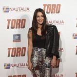 Lorena Castell en la premiere de 'Toro' en Madrid
