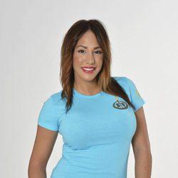 Foto oficial de Steisy como concursante de 'Supervivientes 2016'