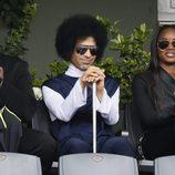 Prince en Roland Garros 2014