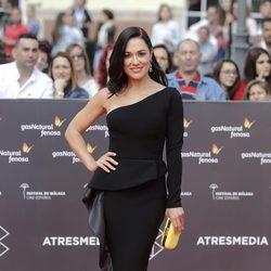 Eva Marciel en la gala de inauguración del Festival de Cine de Málaga 2016
