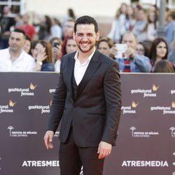 Fran Perea en la gala de inauguración del Festival de Cine de Málaga 2016