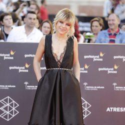 Thaïs Blume en la gala de inauguración del Festival de Cine de Málaga 2016