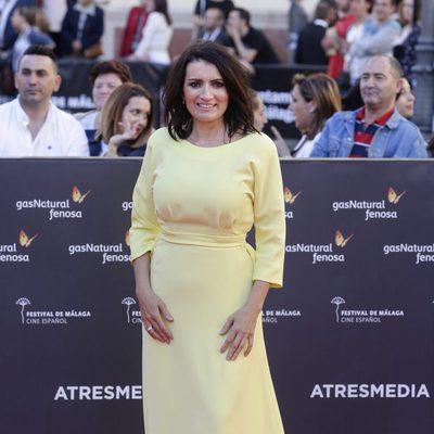 Silvia Abril en la gala de inauguración del Festival de Cine de Málaga 2016