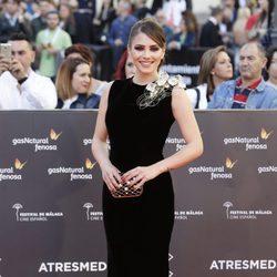 Andrea Duro en la gala de inauguración del Festival de Cine de Málaga 2016