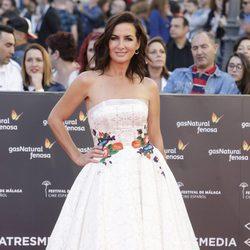 Belén López en la gala de inauguración del Festival de Cine de Málaga 2016