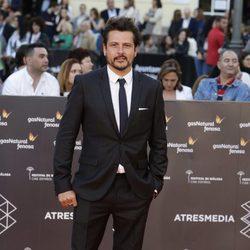 Kike Maíllo en la gala de inauguración del Festival de Cine de Málaga 2016