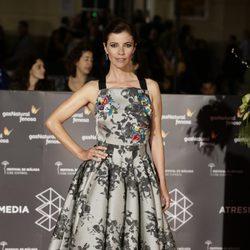 Maribel Verdú en la entrega del Premio Málaga Sur en el Festival de Málaga 2016