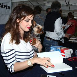 Marta Torné en Sant Jordi 2016