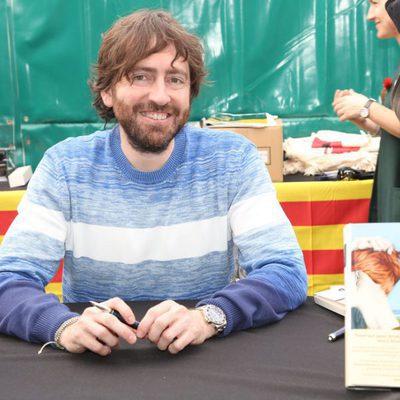Daniel Sánchez Arévalo en Sant Jordi 2016