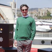 Ernesto Alterio en la presentación de la película 'Rumbos' en el Festival de Málaga 2016