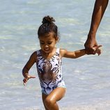 North West en Miami
