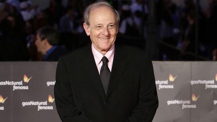 Emilio Gutiérrez Caba en el Festival de Málaga 2016