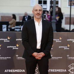 Roberto Álamo en el Festival de Málaga 2016