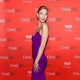 Karlie Kloss en la fiesta organizada por la revista Time en Nueva York