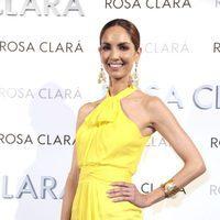 Eugenia Silva en el desfile de Rosa Clará en Barcelona Bridal Fashion Week 2016