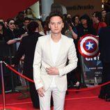 Conor Maynard en la premiere de la película 'Capitán América: Civil War' en Londres
