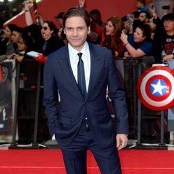 Daniel Brühl en la premiere de la película 'Capitán América: Civil War' en Londres