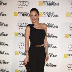Cecilia Gómez en la entrega de los Premios de la Academia del Perfume 2016