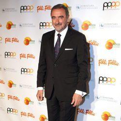 Carlos Herrera en los Premios Naranja y Limón 2016