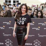 Malú presenta su documental 'Malú: Ni un paso atrás' en el Festival de Málaga 2016