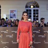 Malú en la premiere del documental 'Malú: Ni un paso atrás' en el Festival de Málaga 2016