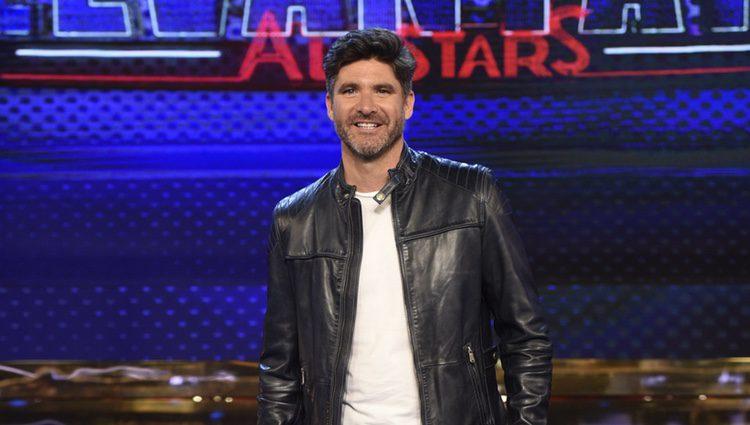 Toño Sanchís en la presentación de 'Levántate All Stars'